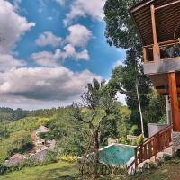 Bali Ubud Villas View