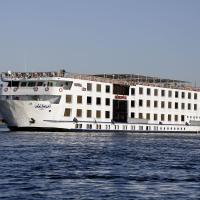 Moevenpick MS Royal Lily Cruise - Luxor / Aswan - 04 Nights each Monday - 3 Nights each Friday