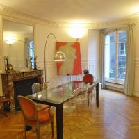 2 Separated Bedrooms near Notre Dame
