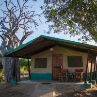 Sentrim Tsavo East Camp