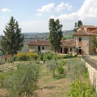 Apartment in Panzano VI