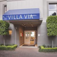 The Capital Villa