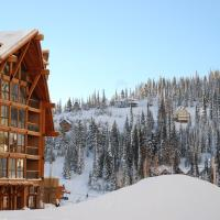 Schweitzer Mountain Resort White Pine Lodge
