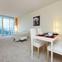 Sunny Isles Apartment by Roberto