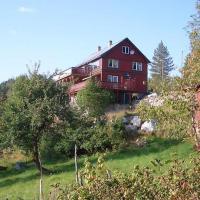 Three-Bedroom Holiday home in Tonstad 1