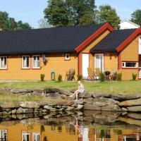 Four-Bedroom Holiday home in Bjoa 5