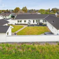 Seven-Bedroom Holiday home in Borgholm