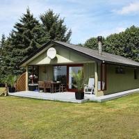 Three-Bedroom Holiday home in Spøttrup 6