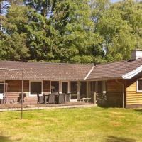 Four-Bedroom Holiday home in Rørvig 1