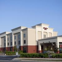 Hampton Inn Jacksonville I-10 West