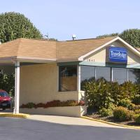 Travelodge Ridgeway Martinsville