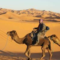 Marhaba Camp, Camel & Sandboarding