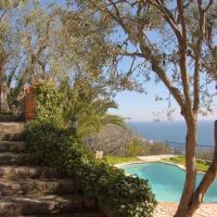 Villa Toscane Overlooking Monte Carlo