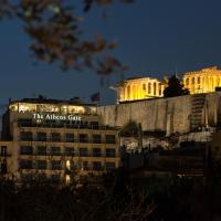 The Athens Gate Hotel Opens in new window