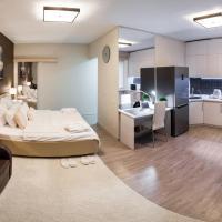 Deluxe Apartments Na Ulitse Raboche-Krestyanskoy 3