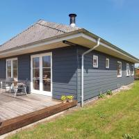 Four-Bedroom Holiday Home Vestermosen 05