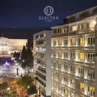 Electra Hotel Athens Opens in new window