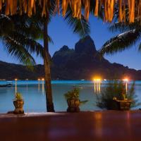 Eden Beach Hotel Bora Bora