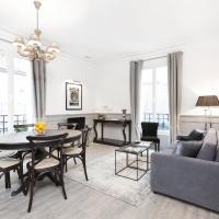 The Residence - Luxury 2 Bedroom Paris Center