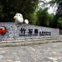 Sun Moon Lake Bamboo Rock Garden