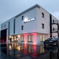 Inter-Hotel Meaux Villenoy