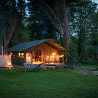 Toms Eco Lodge at Tapnell Farm