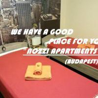 Nozzi Apartment, Budapest - Promo Code Details