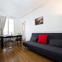 Apartment Jaurès