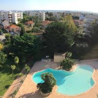 Appartement toit mer – aux portes de Nice