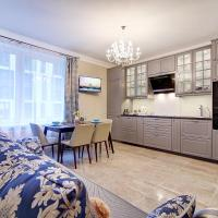 Apartment Gold Capital Kremenchugskaya