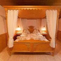 Romantische Appartements Sinnhubbauer