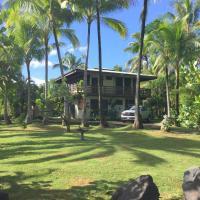 Pualani Tropical Jungle House