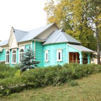 Dom Otdykha Seliger ostrov Gorodomlya