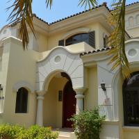 Keys Please Holiday Homes - Beach Villa on Palm Jumeirah Island
