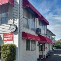 City Worcester Motel