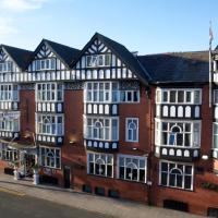 BW Hallmark Hotel Chester Westminster Cheshire
