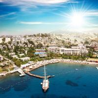 Goddess of Bodrum Isis Hotel