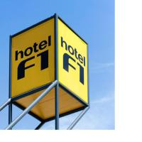hotelF1 Bordeaux Est Artigues
