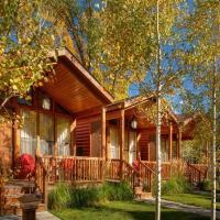 Rustic Inn Creekside Resort and Spa at Jackson Hole