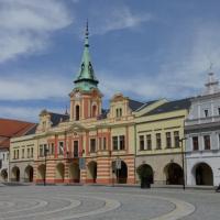 Apartmán V Podzámčí