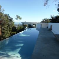 Magnificent contemporary villa Esterel Massif