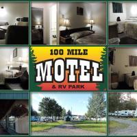 100 Mile Motel & RV Park