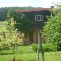 Domek na mazurach, Cottage by the lake