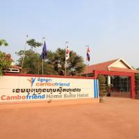 Cambofriend Home Suite Hotel