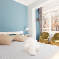 Flat Eixample Sardenya/Apartment
