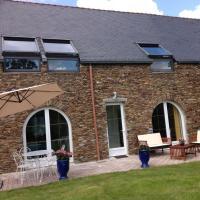 Elégante maison bretonne