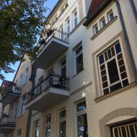 Terrassenwohnung im Kapitänshaus