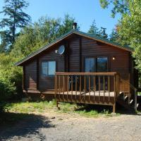 La Conner Camping Resort Cabin 7
