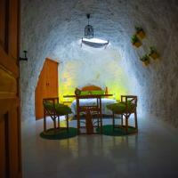 Casas Cueva El Solins