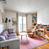 ClubLord - Lovely Typical Parisian Apartment